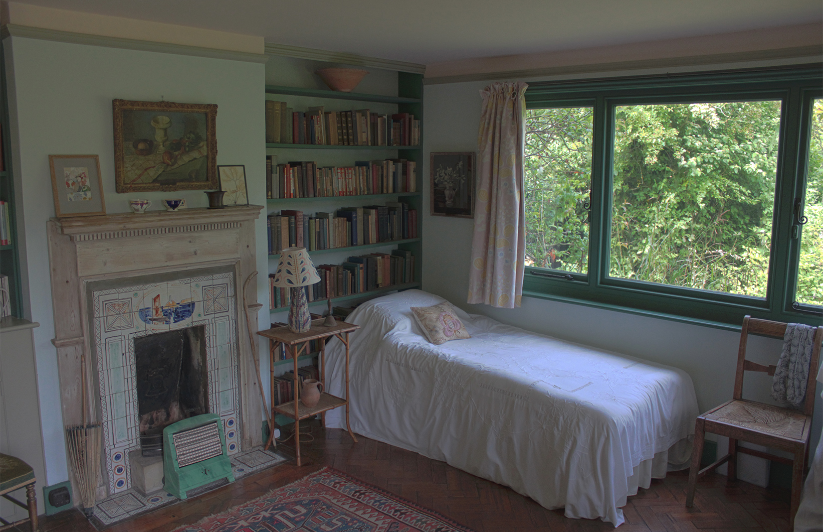 Virginia Woolf Monk House in East Sussex