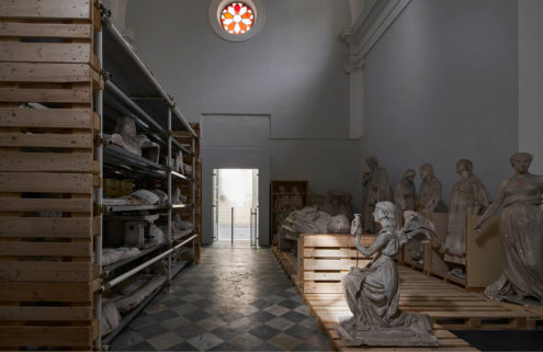 10 art galleries in resurrected churches