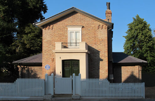 JMW Turner's home in Twickenham is restored to its heyday