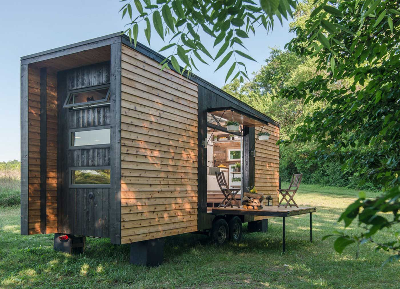 Tiny homes for rent