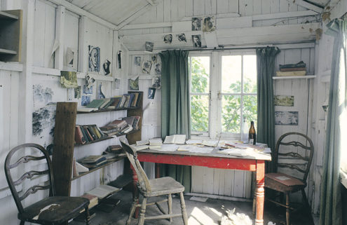 13 extraordinary writers' homes you can visit