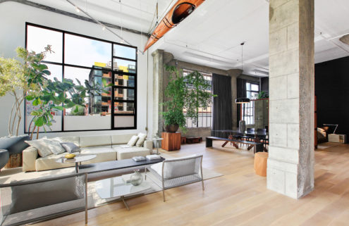 Property of the week: a converted railway loft in San Francisco