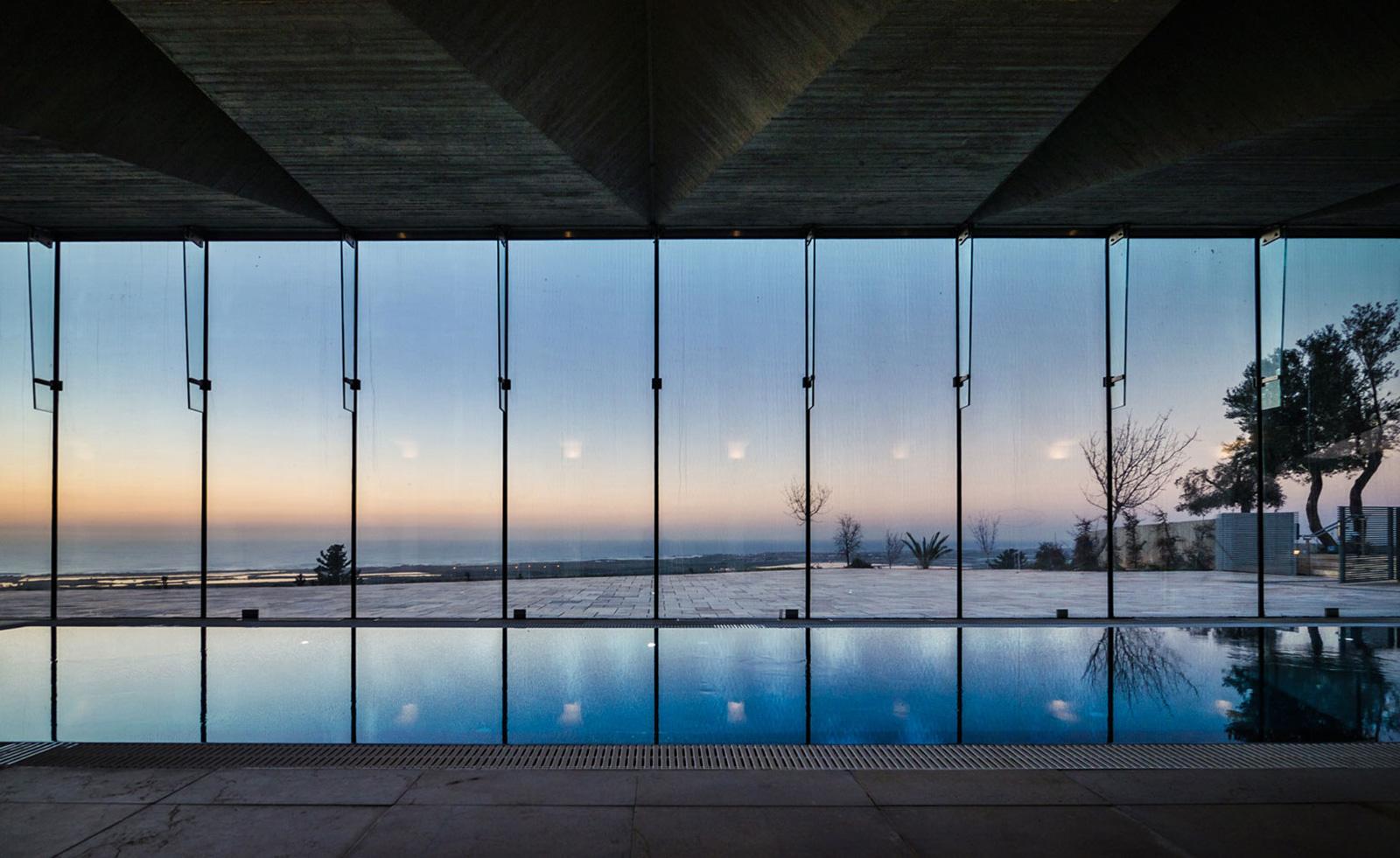 Israeli design hotel: Elma Arts Hotel