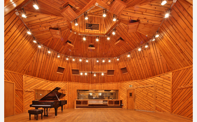 Avatar / Power Station recording studio in NYC