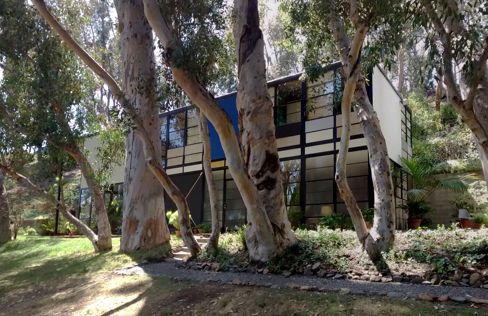 Architects' homes you can visit, including the Eames House
