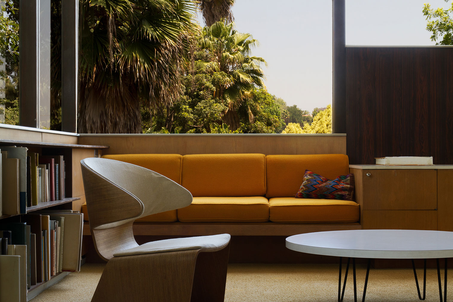 Architects homes you can visit including Richard Neutra's VDL Studio and residence