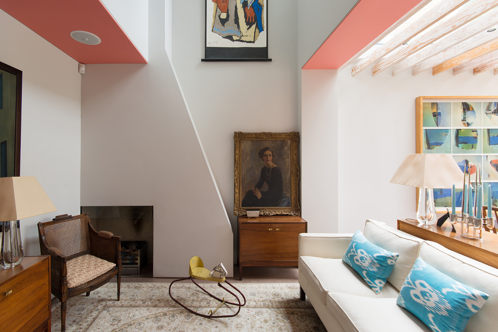 London property for rent by Jonathan Tuckey
