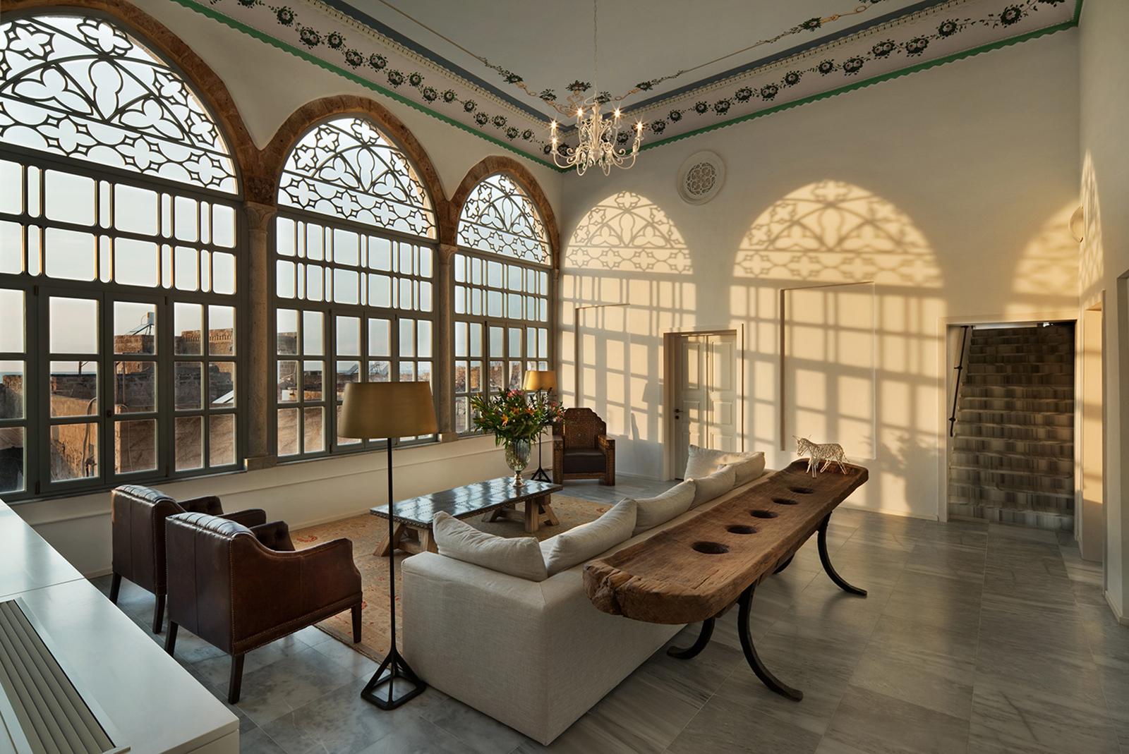 Israeli design hotels: Efendi Hotel