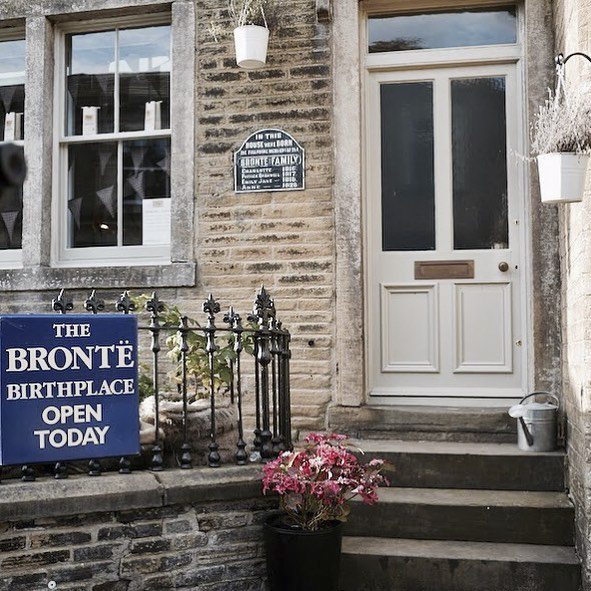 Emily Brontë's birthplace