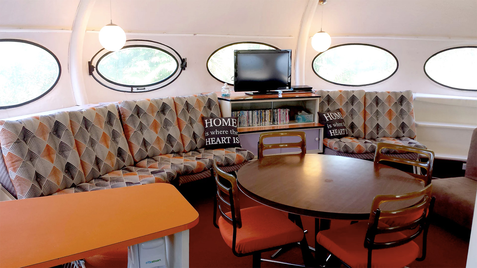 Futuro house for sale in New Zealand