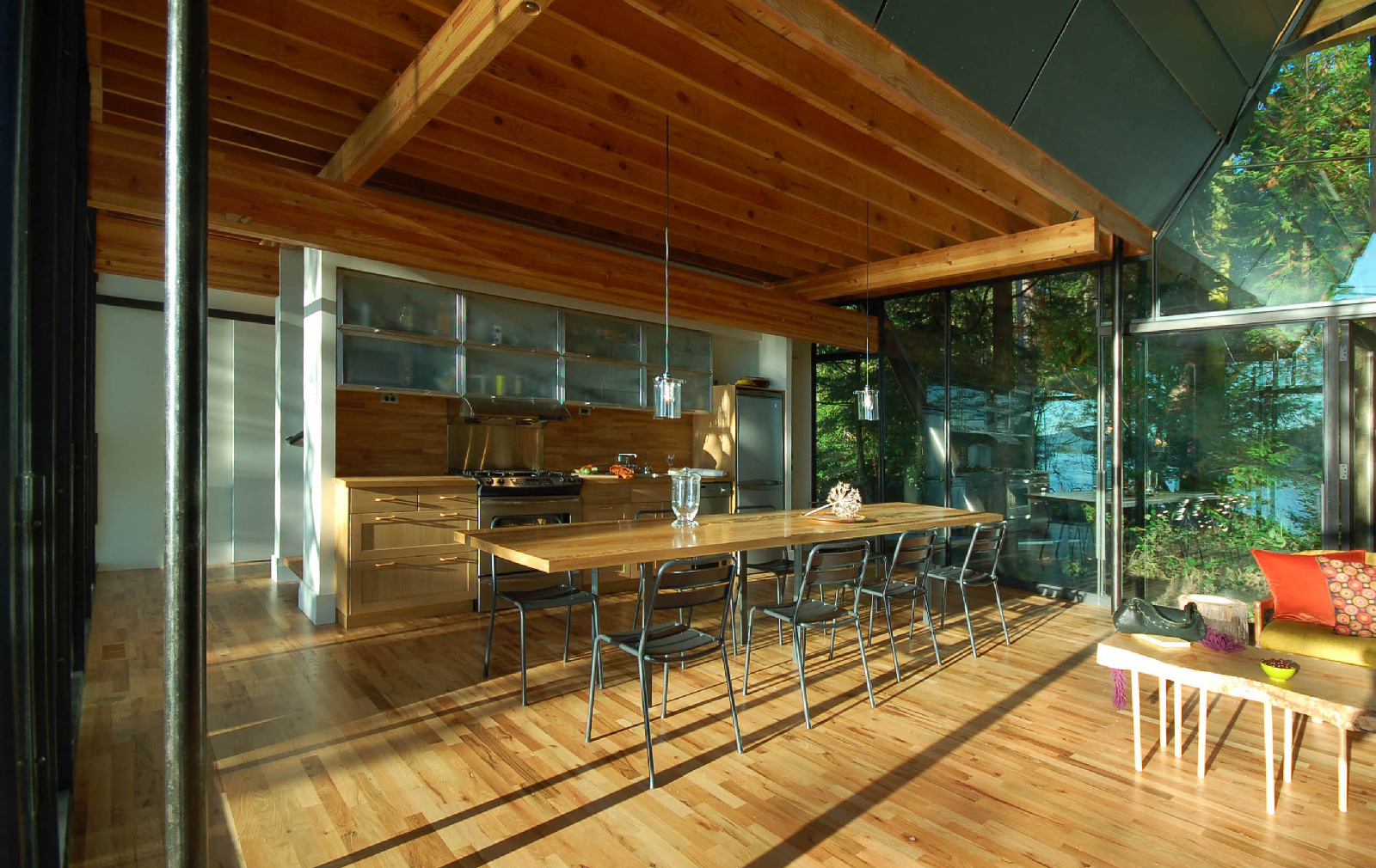 Glass cabin / Sneeoosh cabin holiday home for rent in Washington State