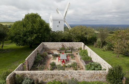 Holiday home of the week: a restored granary in the UK's Sussex