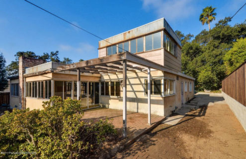 Modernist fixer-upper by Kem Weber hits the market for $835k