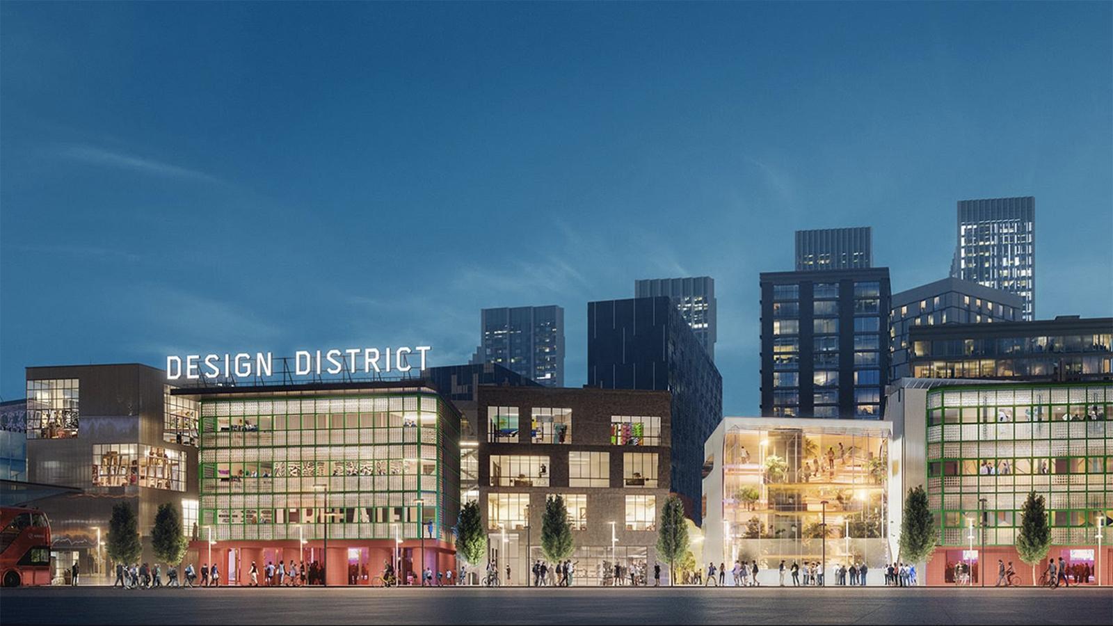 London design district