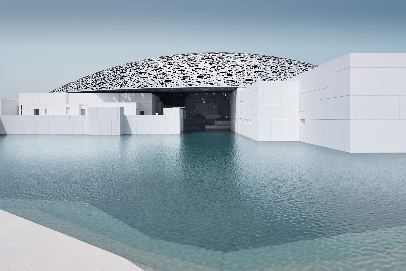 The Louvre Abu Dhabi announces opening date for November 2017