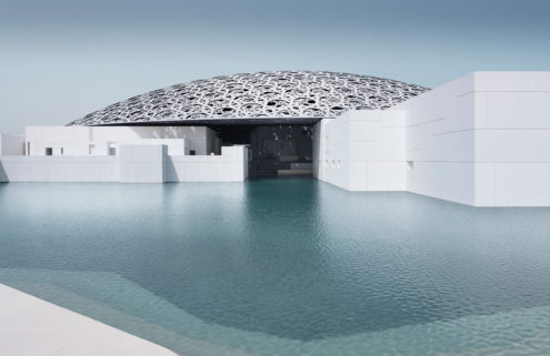 Louvre Abu Dhabi announces opening date