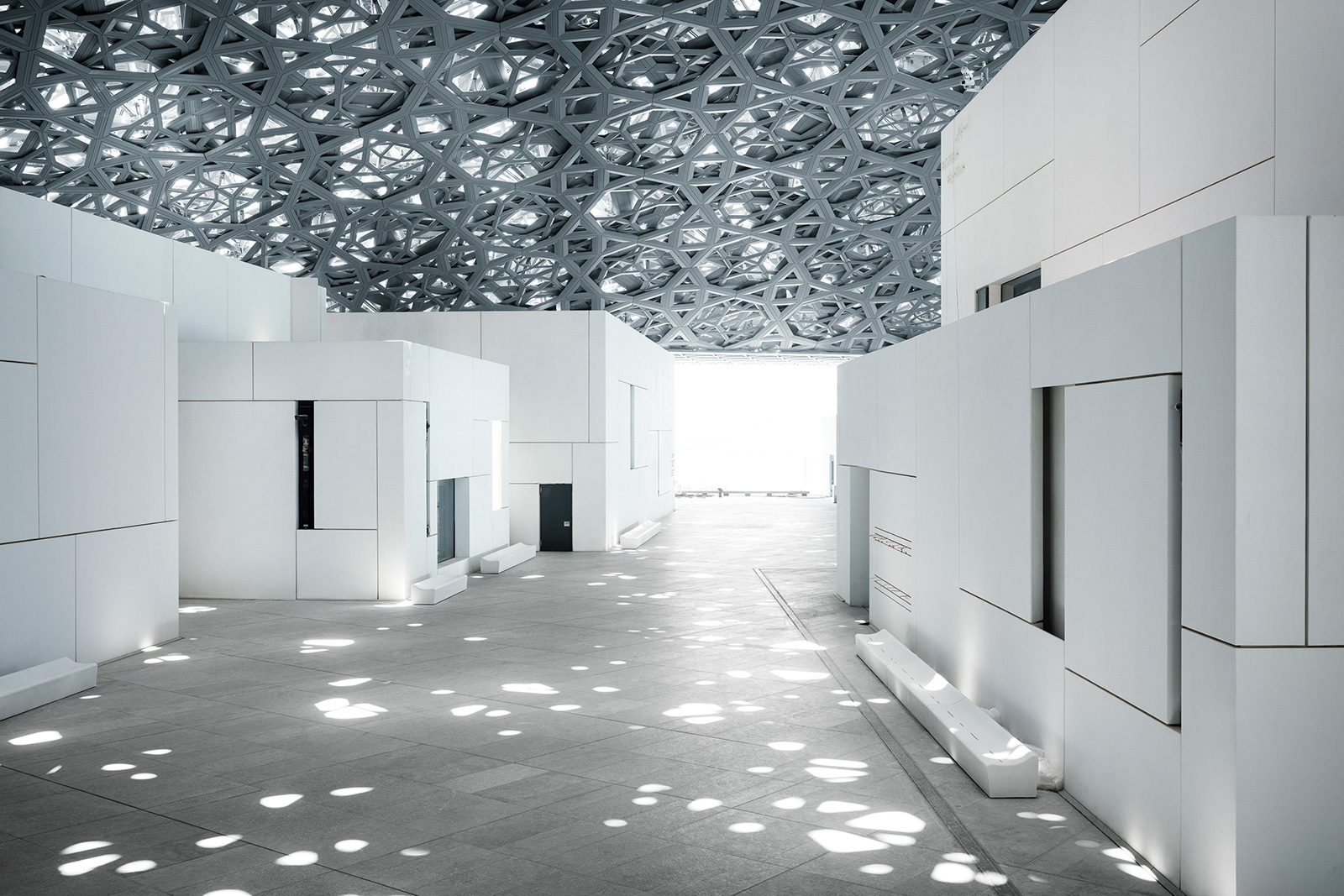 Louvre abu dhabi announces opening date - Date de construction du louvre ...