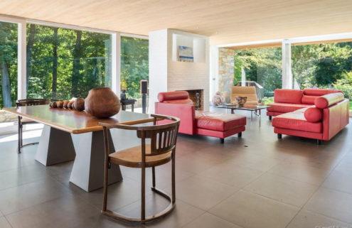 Marcel Breuer's Donald N Clark House