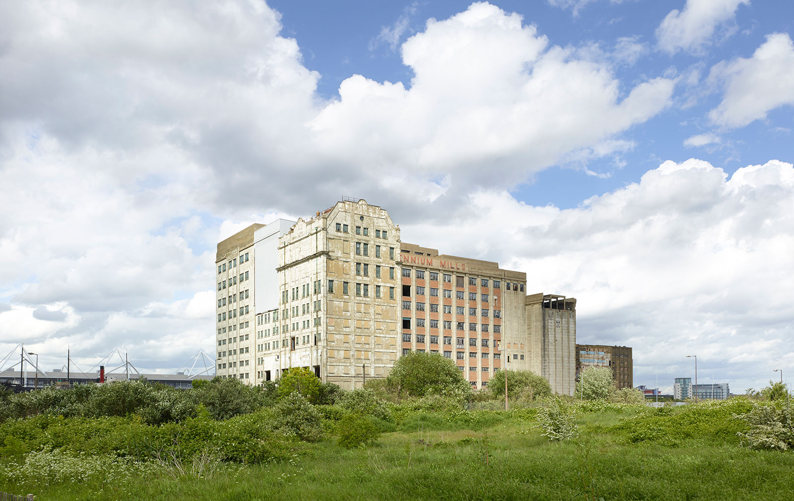 Open House London - Millennium Mills