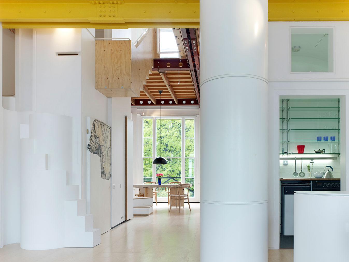 Open House London 3floor-in2 Apartment