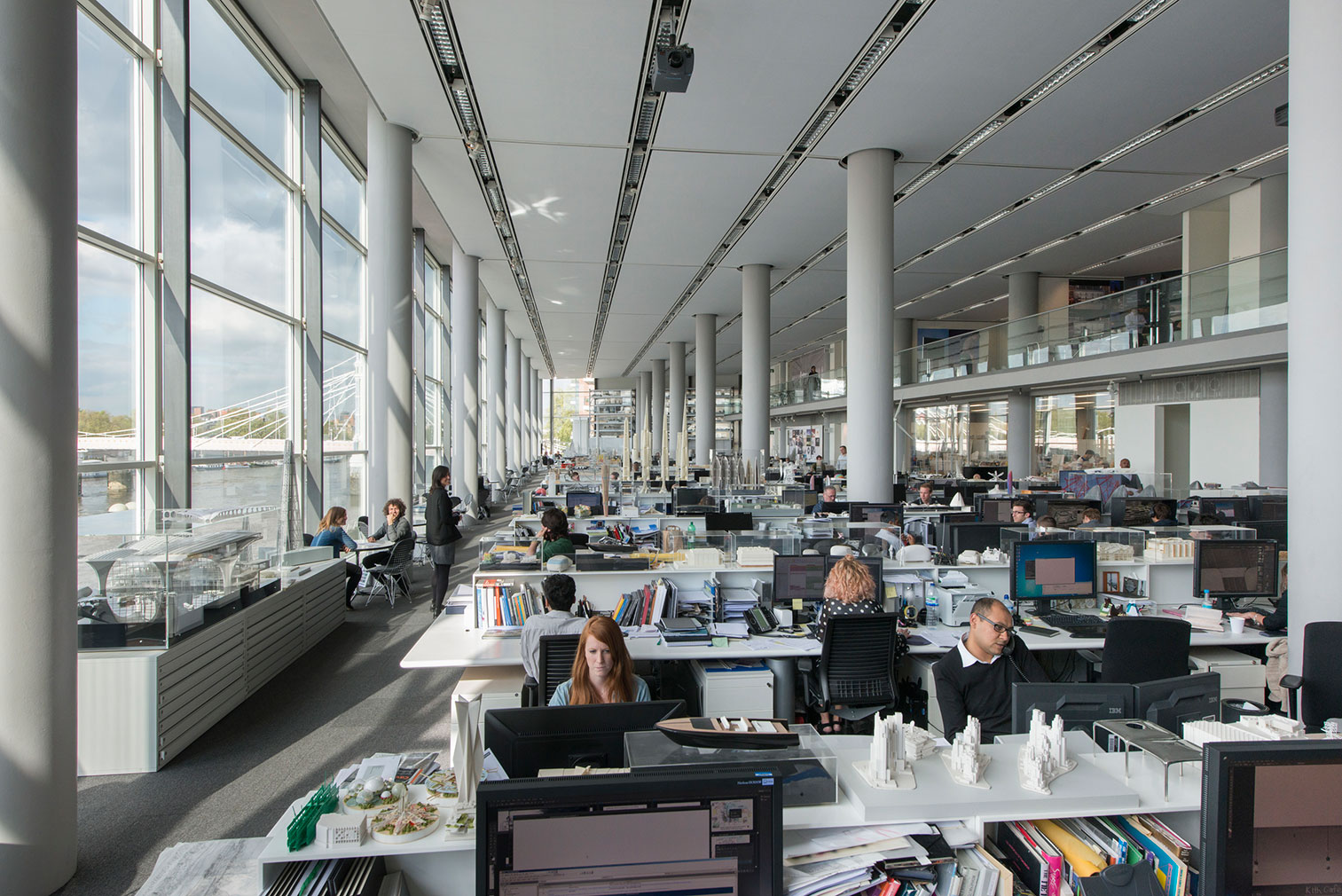 Foster + Partners HQ Open House London 2017