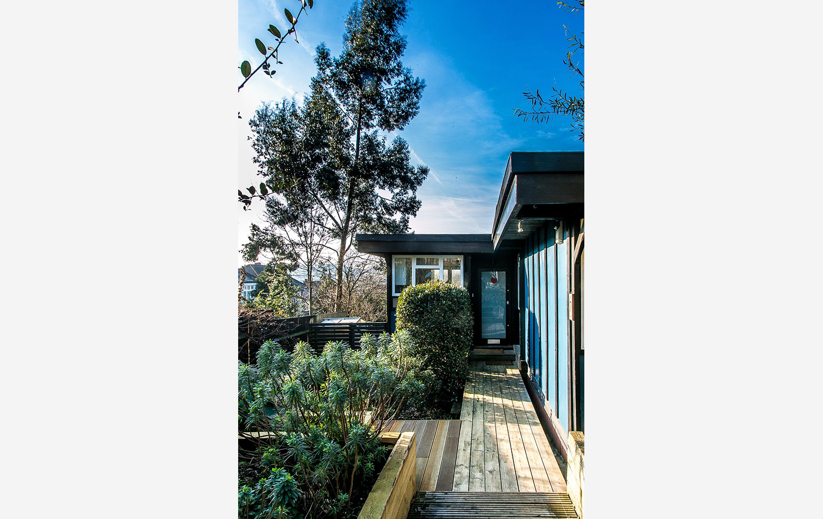 Open House London: Segal Close self-built houses