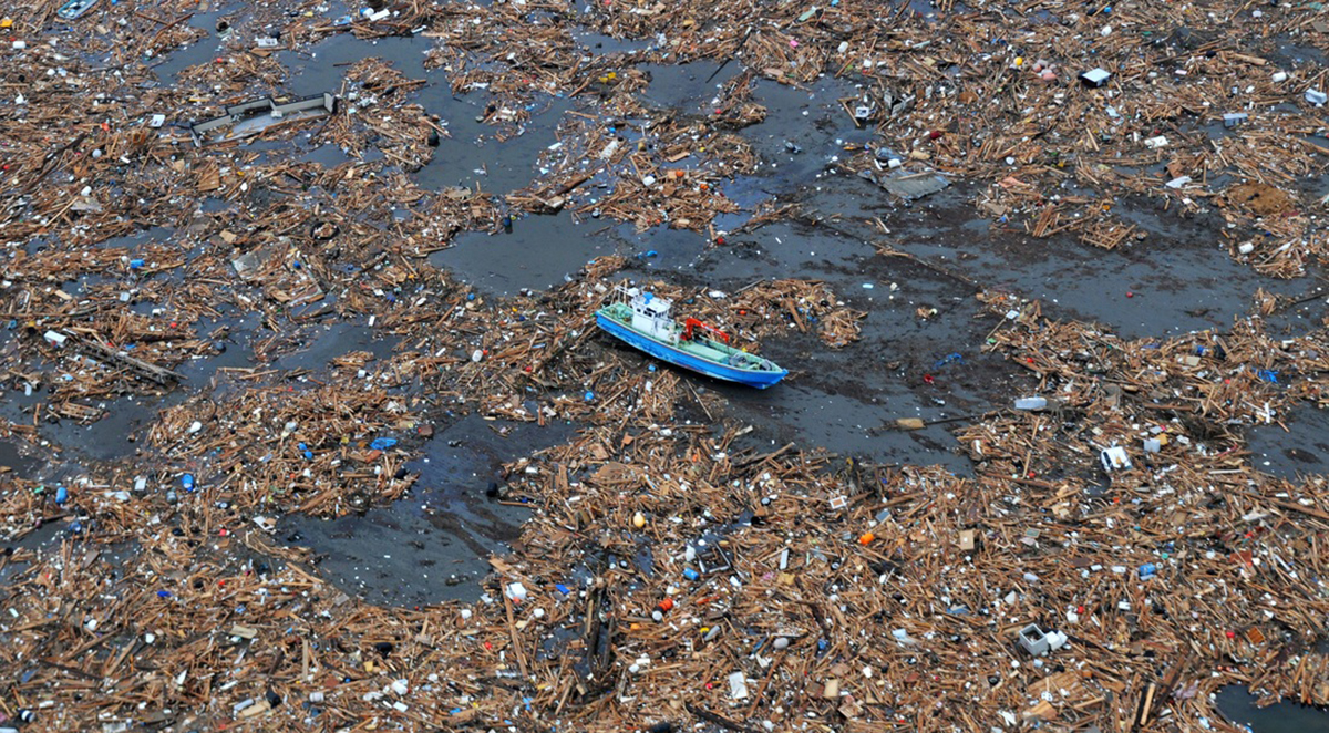 Although The Claim Ociated With Photograph That A Mive Garbage Patch Covers 8 1 Of Pacific Ocean Has Been Advanced By Some Scientists