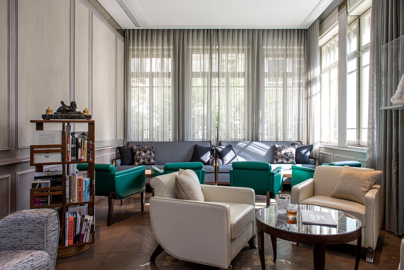 Israeli design hotels: the Norman hotel