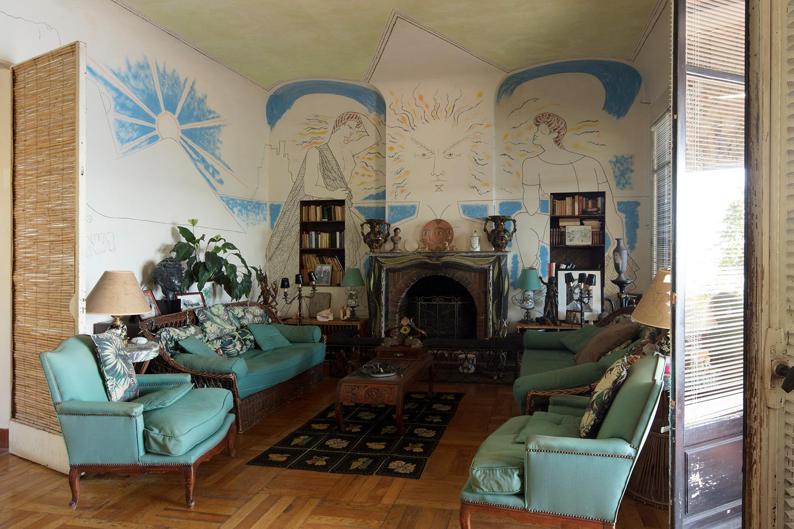 Villa Santo Sospir - Kevin Francis Gray exhibition