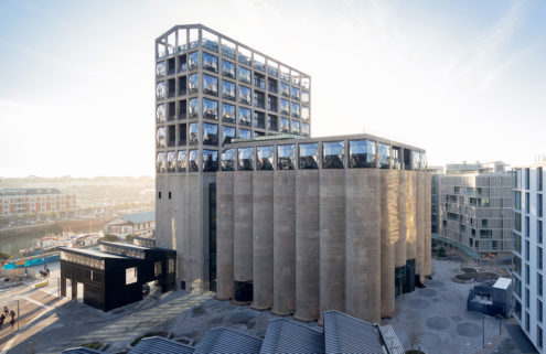 Look inside Heatherwick's Zeitz MOCAA – a museum in a giant Cape Town grain silo