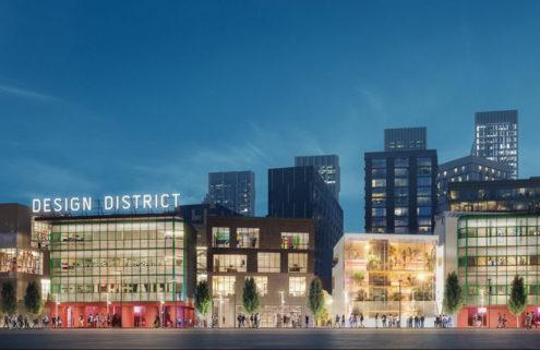 London's getting a purpose-built design district