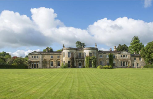 Somerset country house that hosted The Great British Bake Off lists for £5m