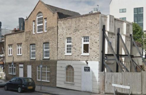 Demolished east London houses must be rebuilt brick by brick