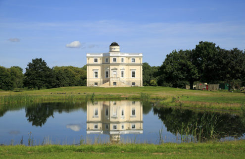 Live in a starry Richmond observatory for £38k per month