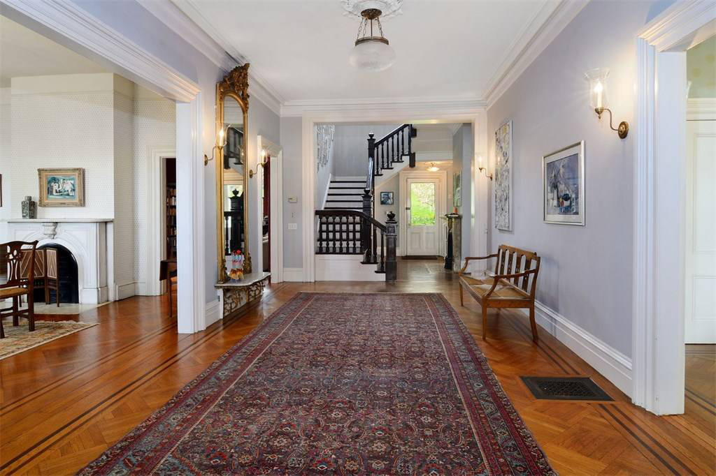 Gothic houses on the market right now: New York state gothic revival home