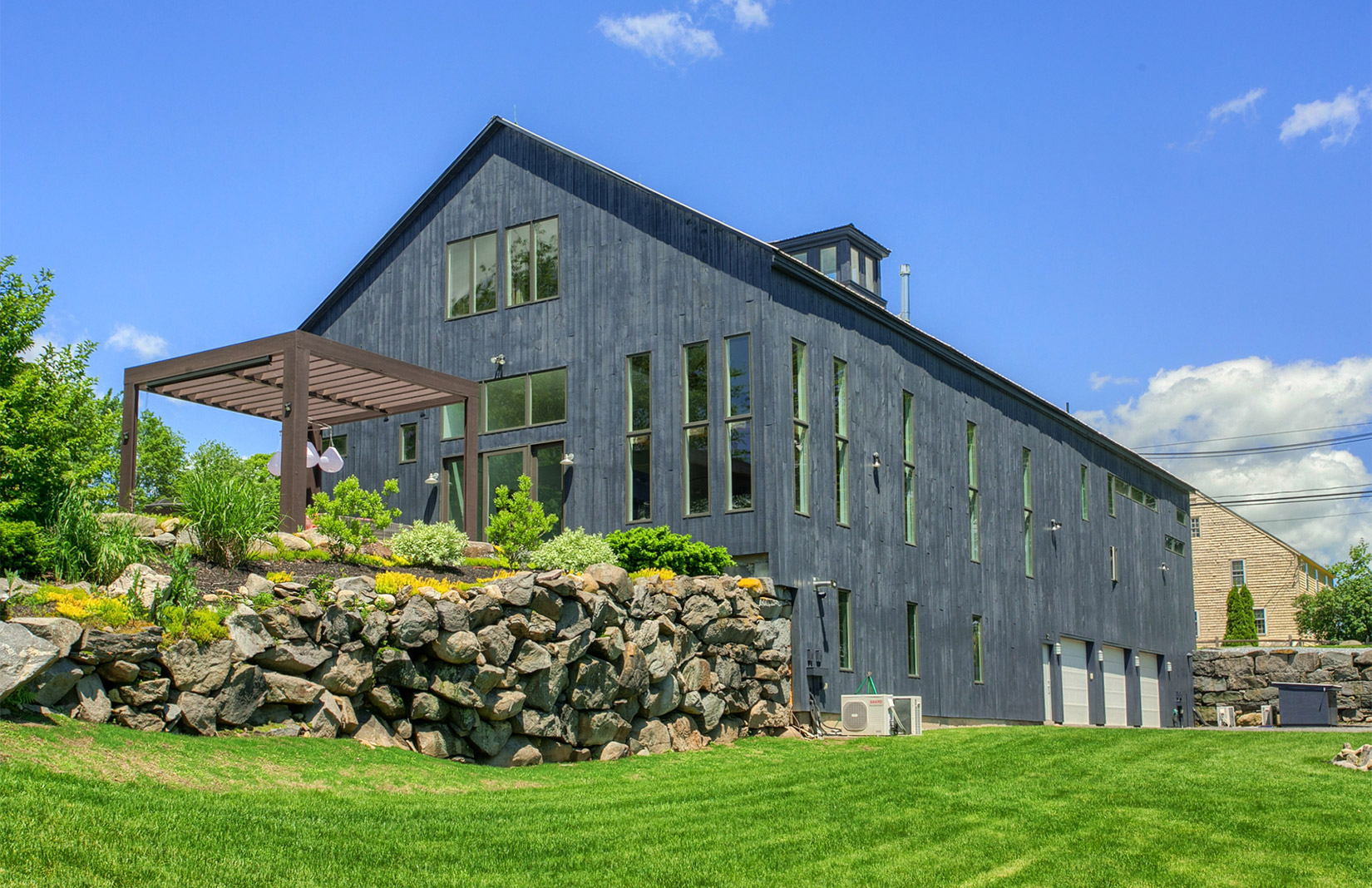 Converted dairy farm near Boston hits the market for $925,000