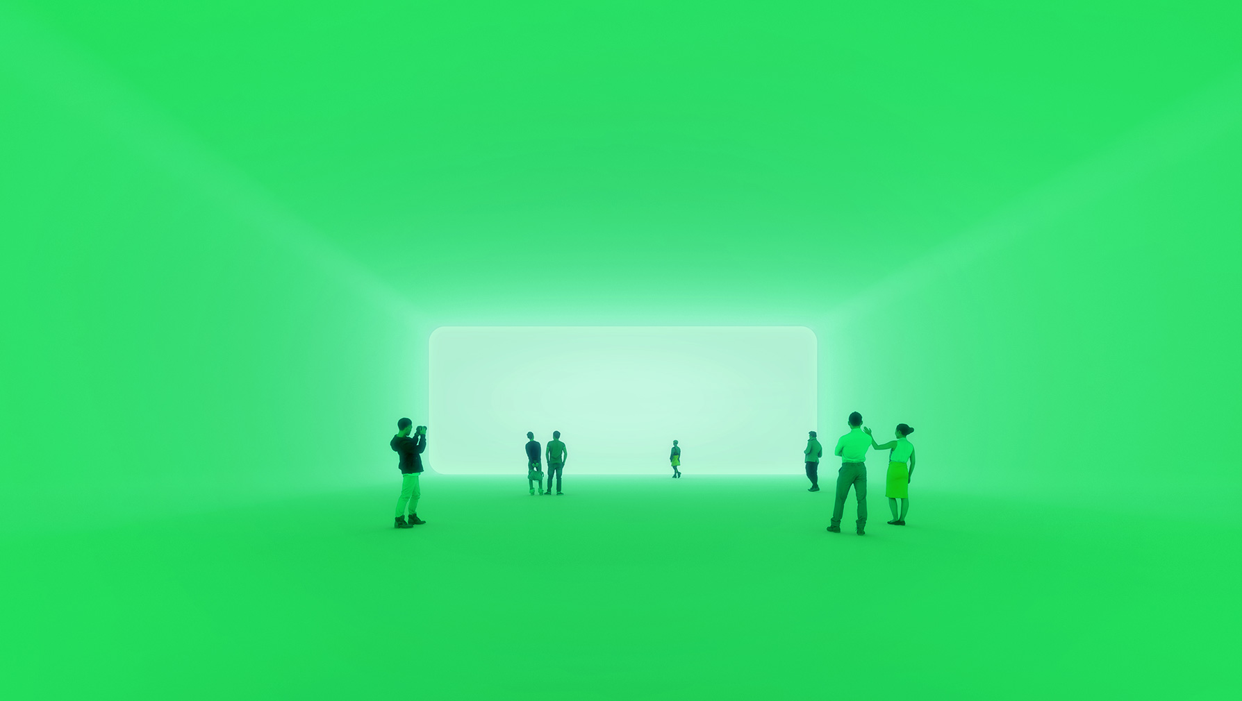 ARoS Aarhus Art Museum's extension designed by James Turrell and Schmidt Hammer Lassen Architects