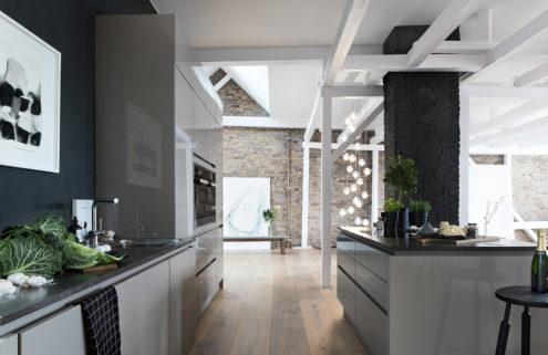 Property of the week: an airy loft in the heart of Berlin
