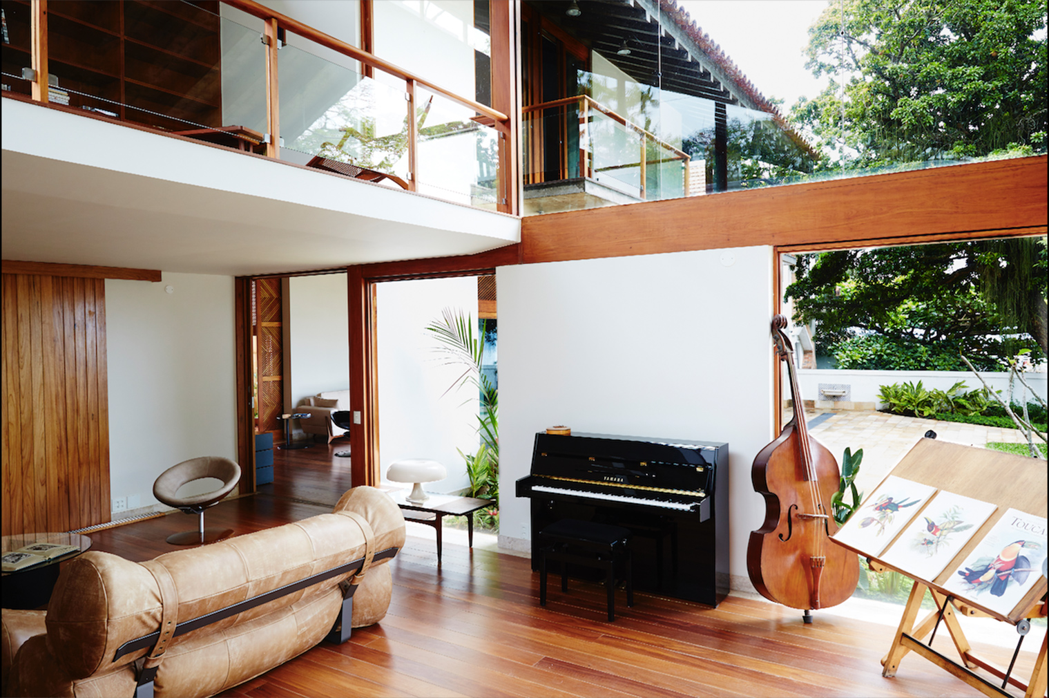 5 holiday home rentals with recording studios