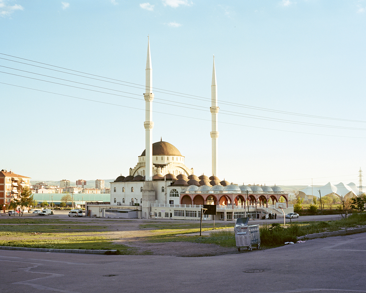 Turkey's mega mosques, photographed by Norman Behrendt