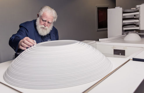 James Turrell designs huge dome for €40m ARoS Aarhus Art Museum extension