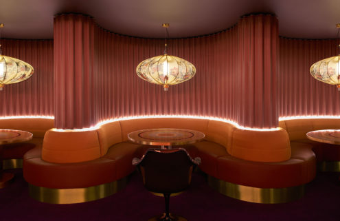 London's Arts Club gets a decadent music spot courtesy of Dimore Studio