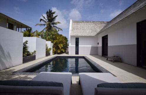 Holiday home of the week: a Caribbean cottage designed by Piet Boon