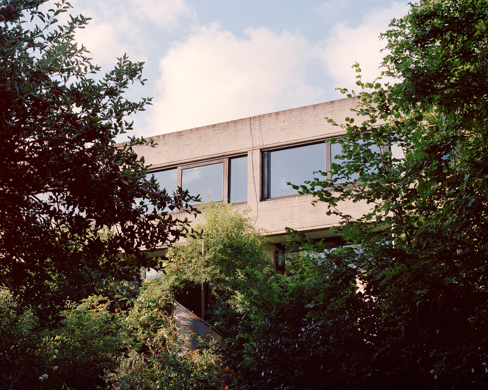 Neave Brown brutalism