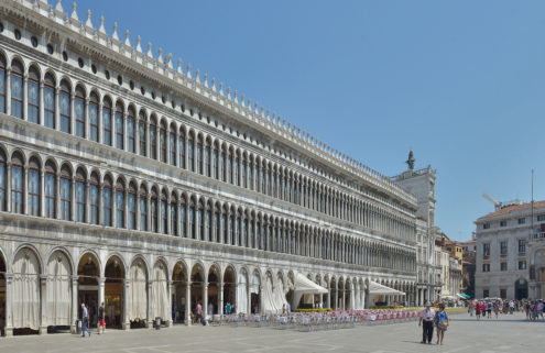 David Chipperfield to revamp major Venice landmark