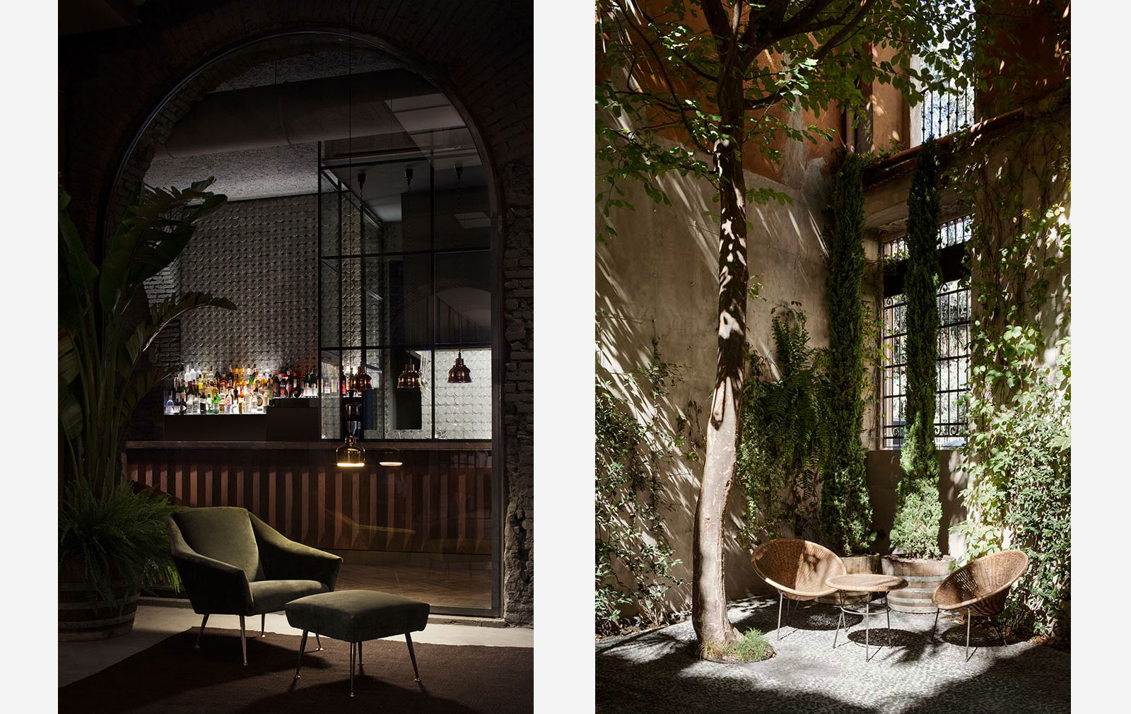 Six design gallery, Milan