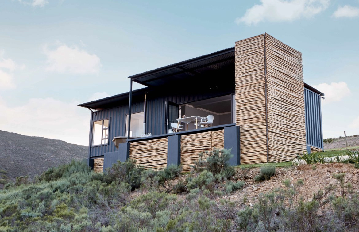 This South African Tiny Home Is An Eco Retreat For Two