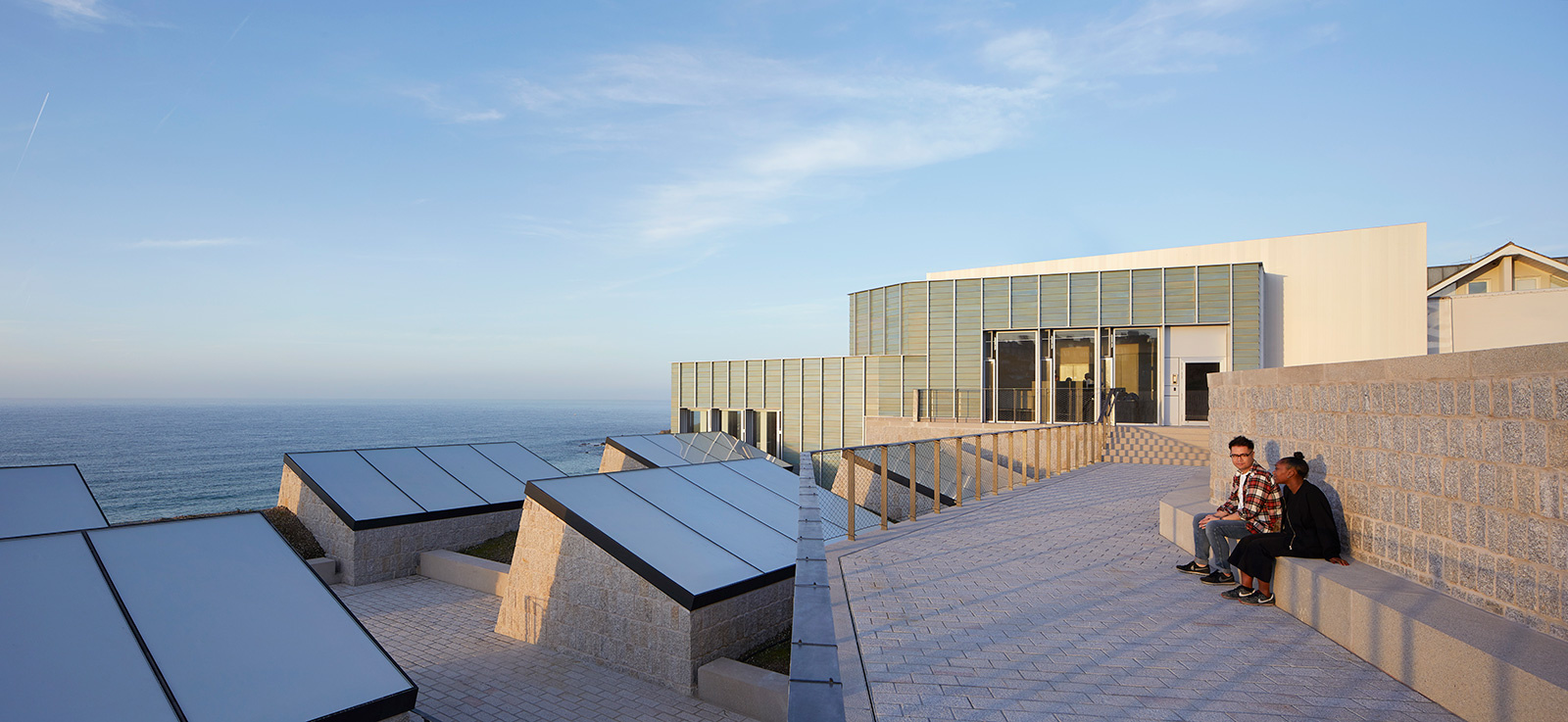 Tate St Ives by Jamie Fobert Architects Photography: Hufton+Crow (c)