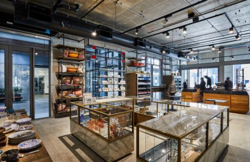The Yard concept store and bistro opens in Cape Town's Silo District