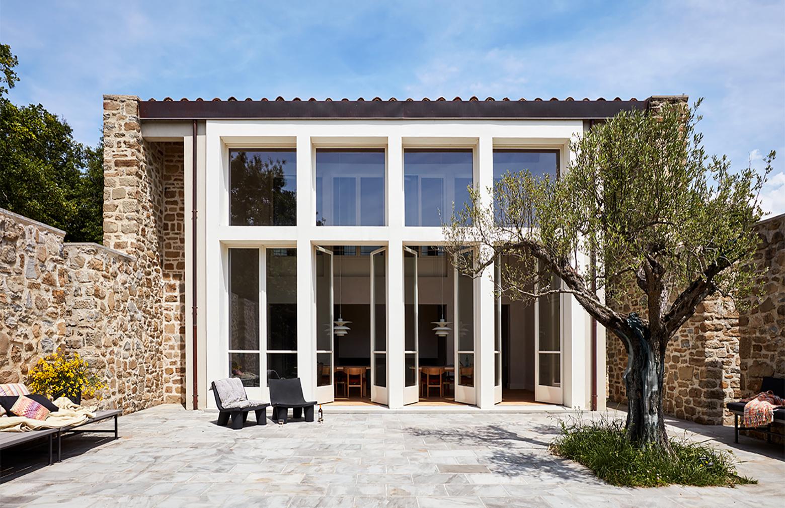 Holiday Home Of The Week A Modern Hilltop Villa In San Pellegrino